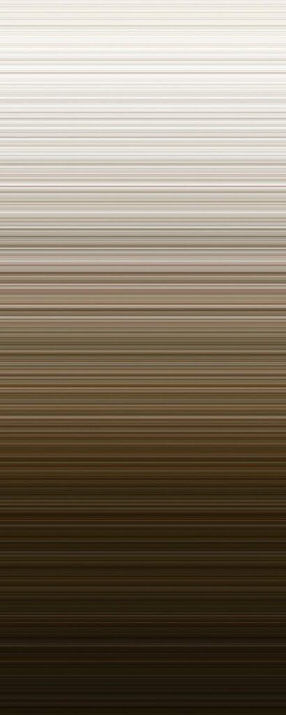 Интерьерная дверная панель Smart Stripes Beige Ombre