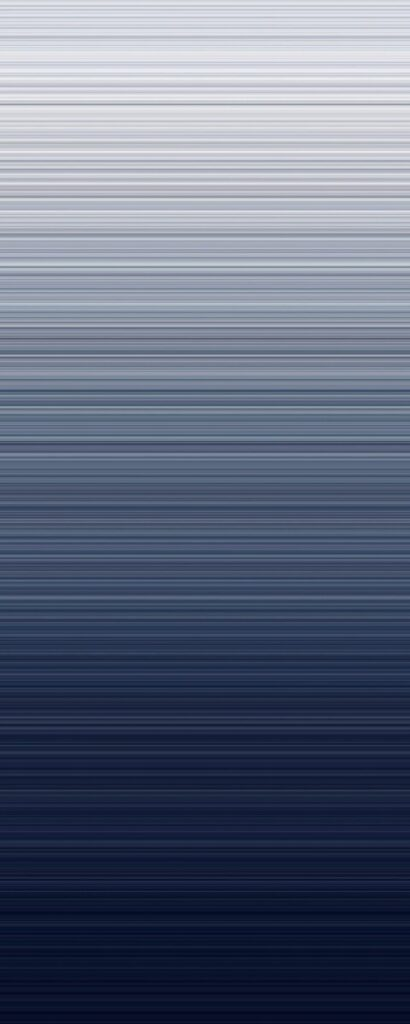 Интерьерная дверная панель Smart Stripes Blue Ombre