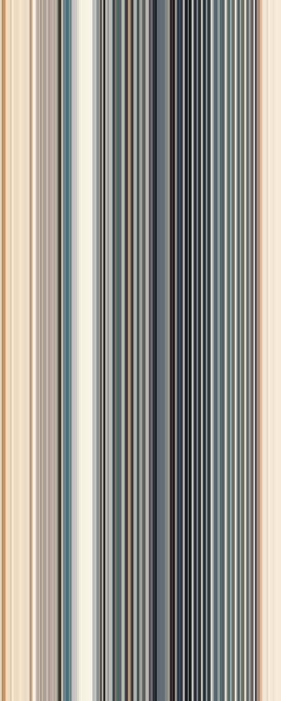 Интерьерная дверная панель Smart Stripes Grey