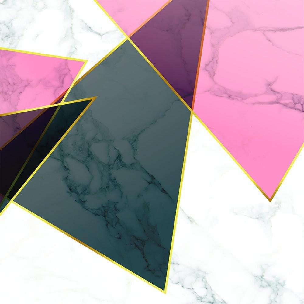 Интерьерная дверная панель Triangles Stone