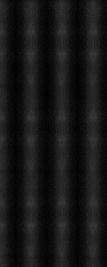 Интерьерная дверная панель Crocodile Black