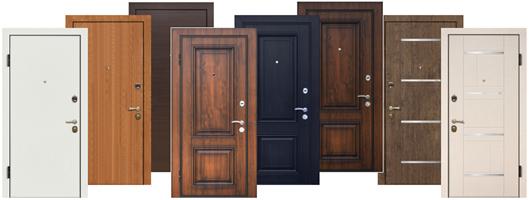 Накладка на входную дверь СПб